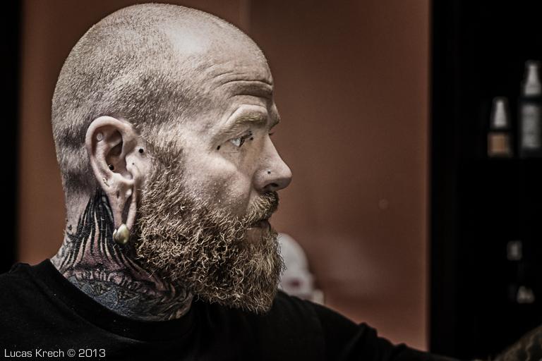 Todd Taylor - Piercing Artist