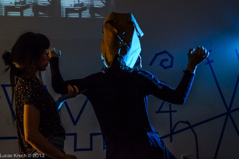 The Minotaur - Erika Tsimbrovsky